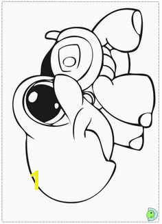 Littlest Pet Shop Coloring Pages to Color Online for Free Littlest Pet Shop Kleurplaten Voor Kinderen Kleurplaat En Afdrukken