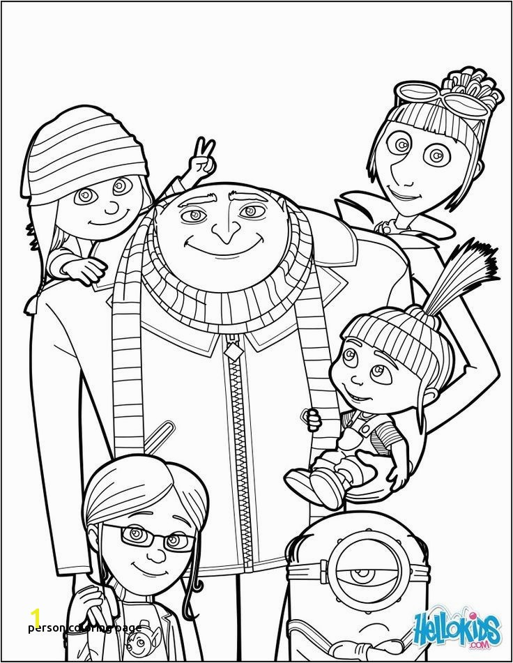 Coloring Pages People Best S Media Cache Ak0 Pinimg originals D2 0d 4a for Person Coloring
