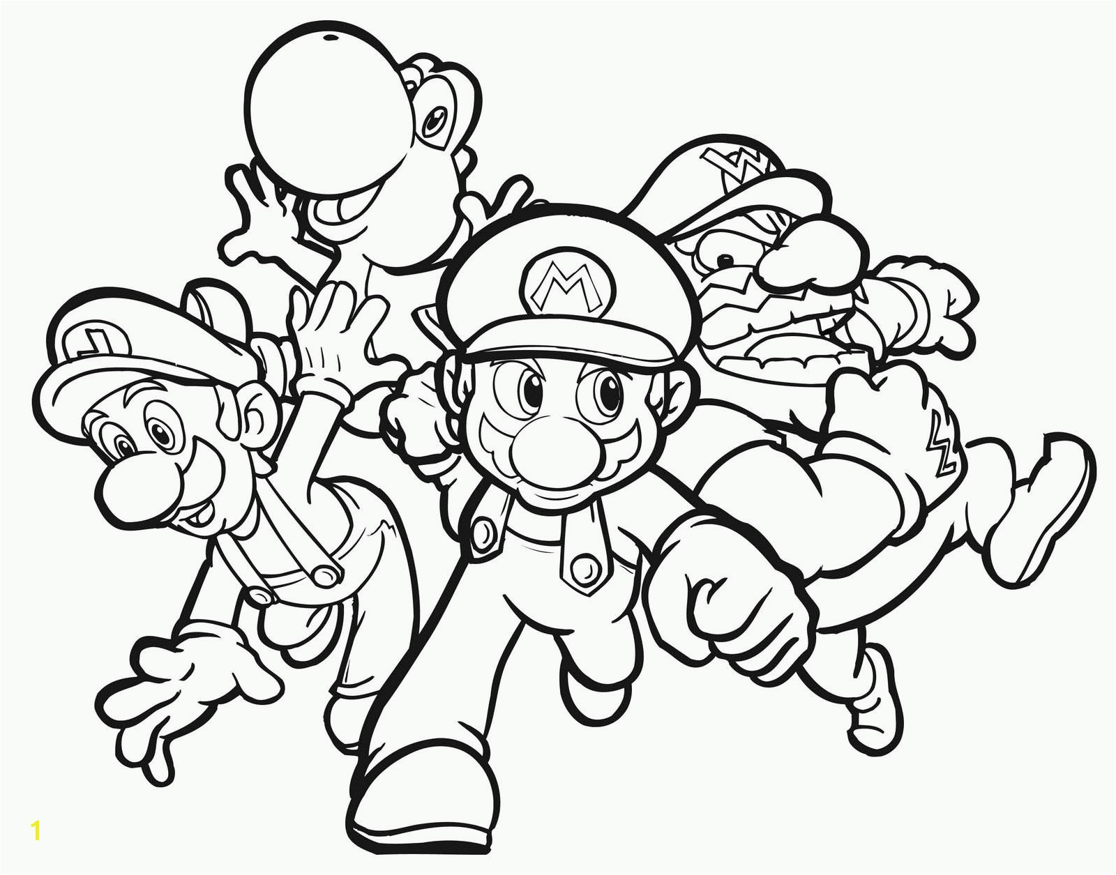 Mario and Luigi Coloring Pages Awesome Coloring Pages Mario Kart Coloring Home Mario and Luigi