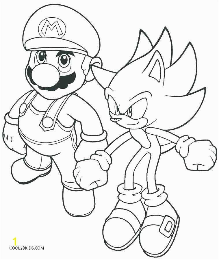 Mario Kart Printable Coloring Pages Mario And Luigi Coloring Pages Best Mario Coloring Pages Line O D