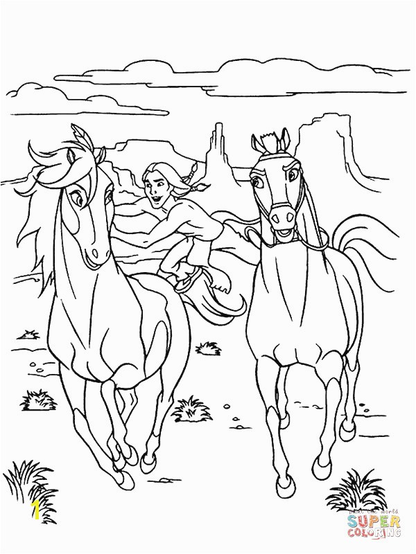 Coloring Pages Horses Free Lovely Coloring Pages Horses Spirit Free Coloring Library Coloring Pages Horses