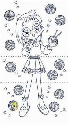 Magical Doremi Coloring Pages Awesome Ojamajo Doremi Coloring Pages Google Search Magical Doremi Coloring Pages