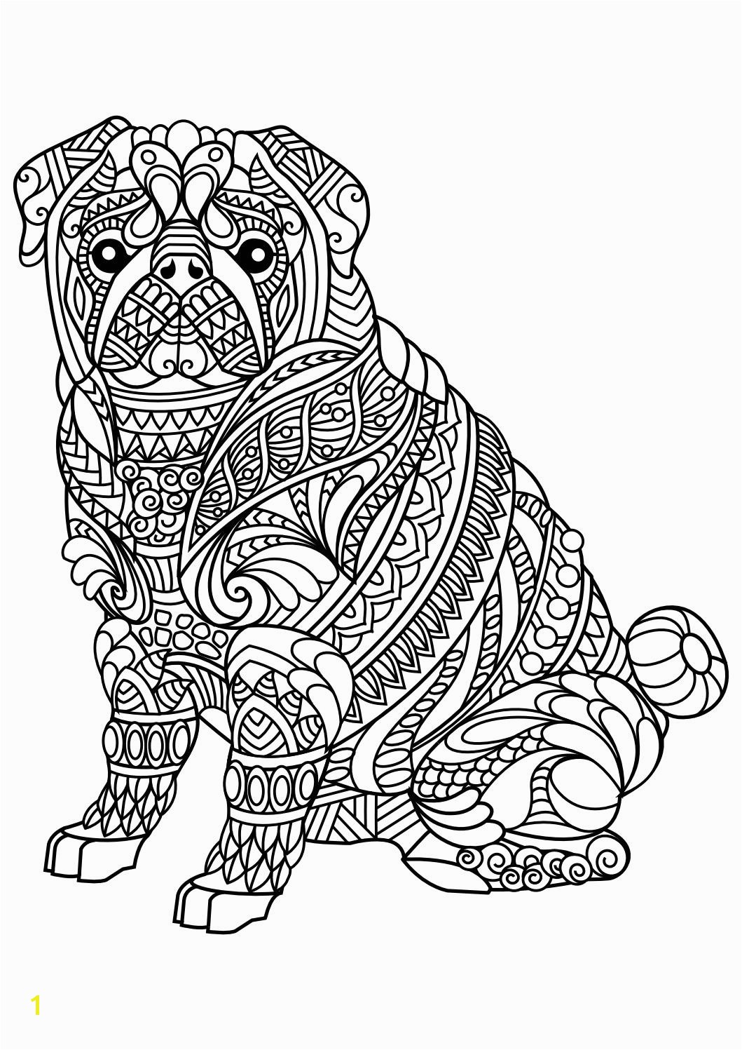 Animal Mandala Coloring Pages Pdf Collection 15k Free Download