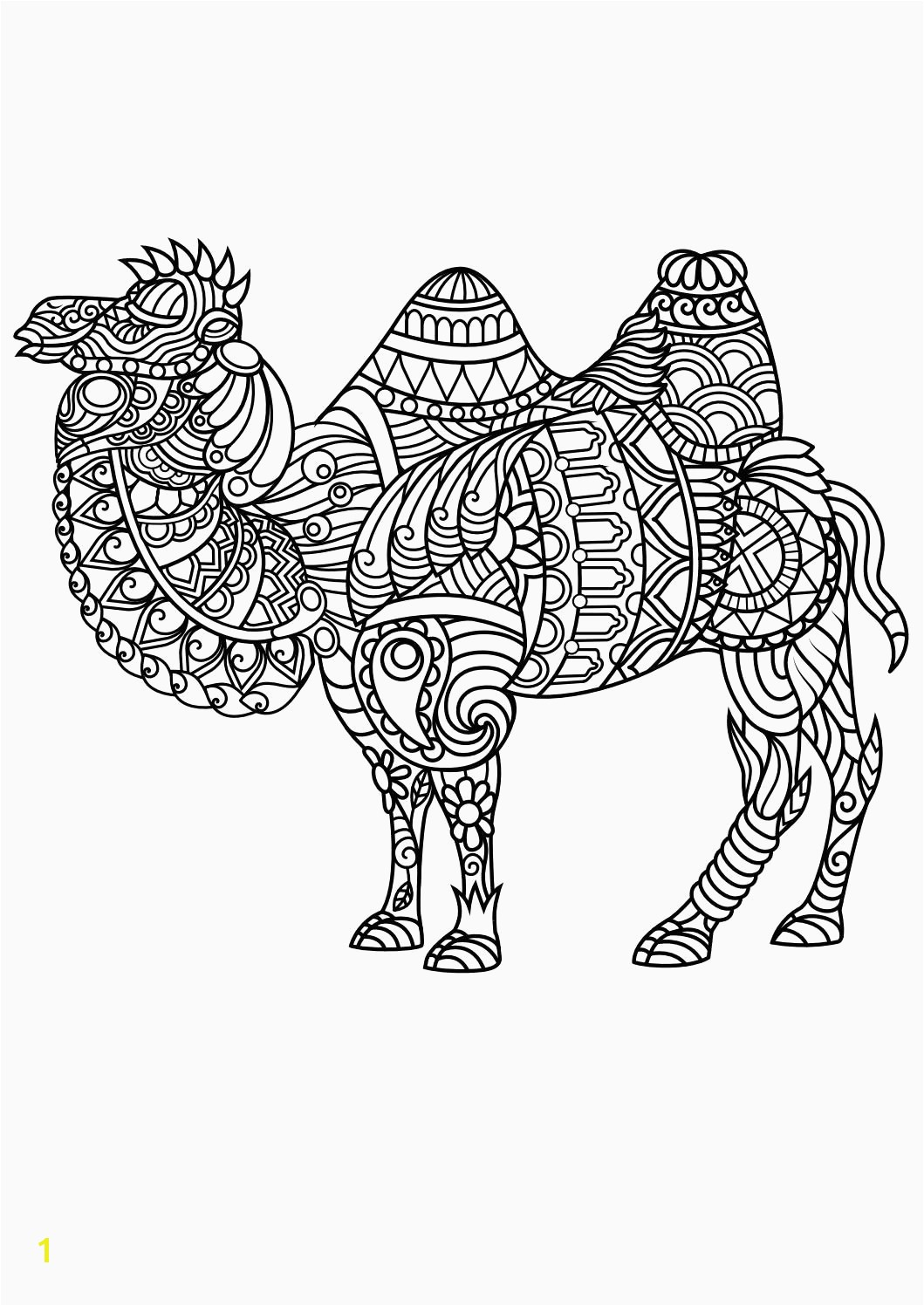 Animal Mandalas Coloring Pages Beautiful Coloring Book Pages Animals New Coloring Pages