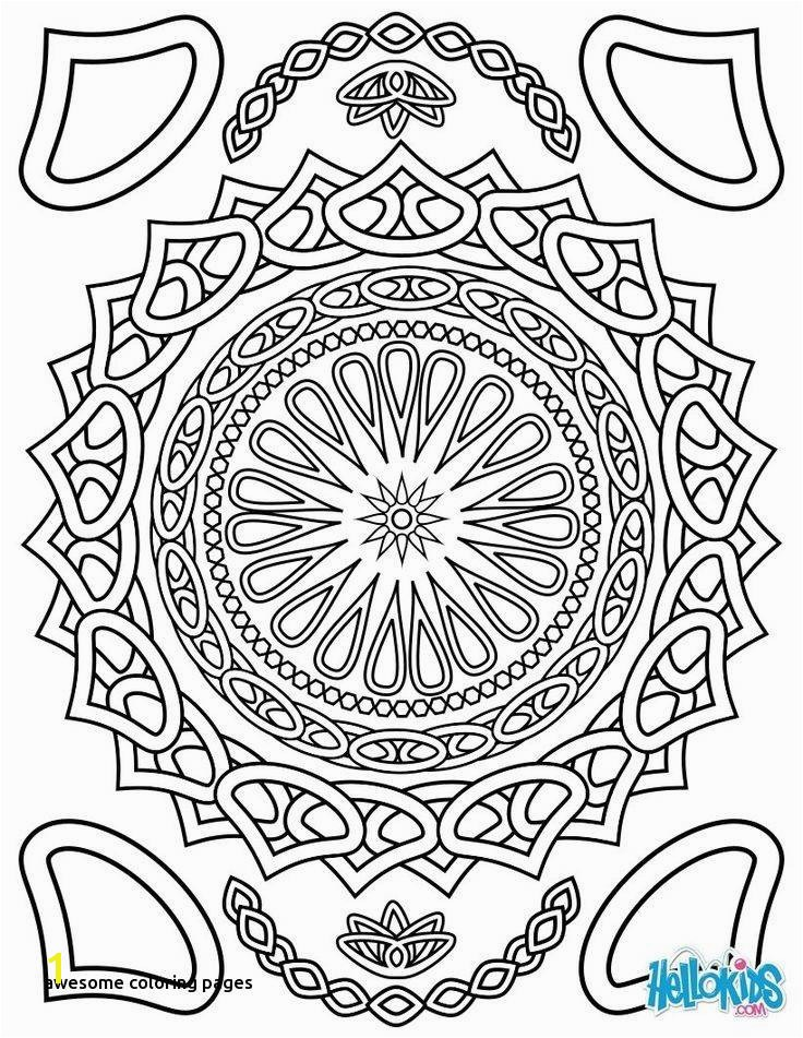 Coloring Pattern Pages Printable sol R Coloring Pages Best 0d Printable Mandala Coloring Pages