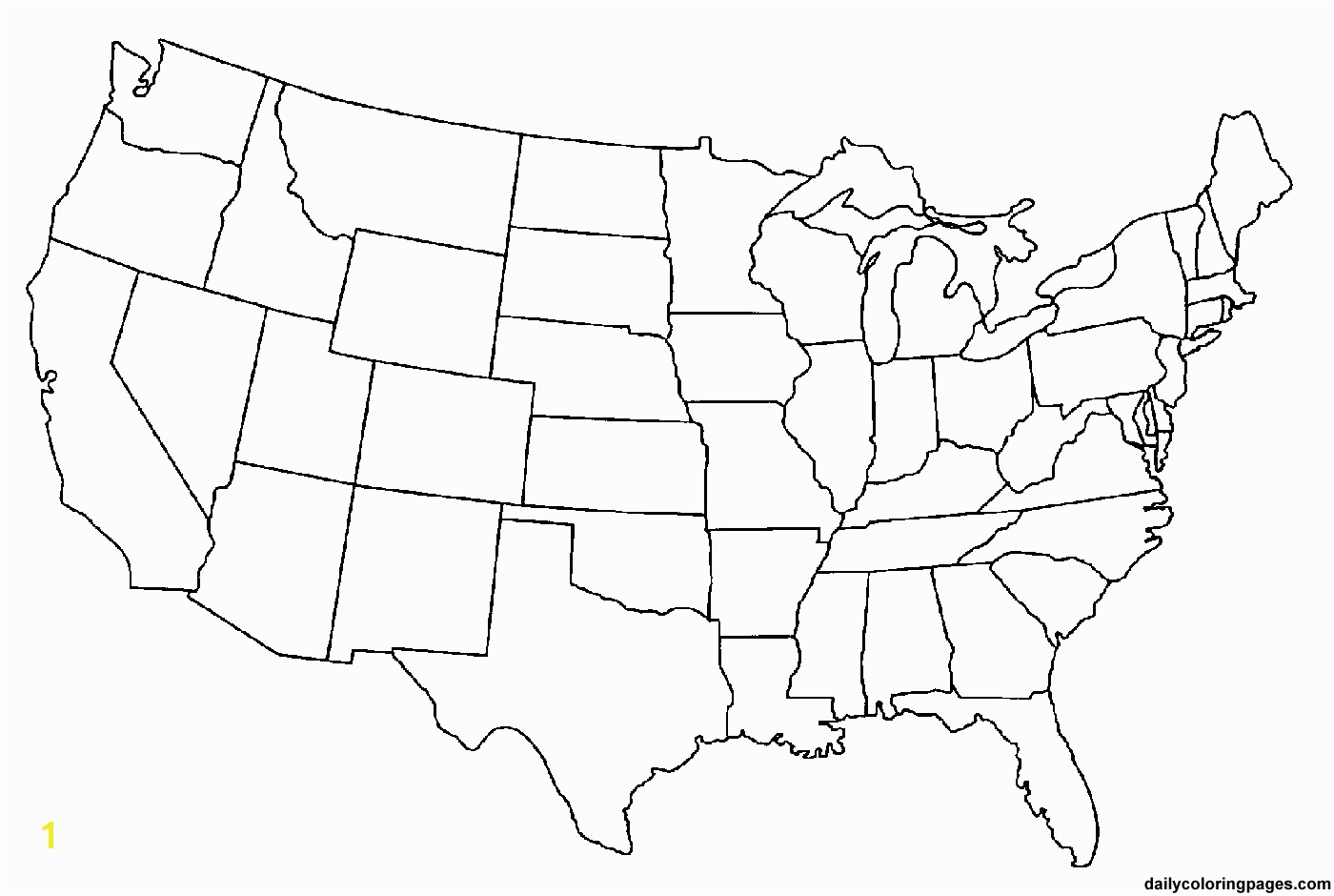 us map coloring sheet successful united states coloring sheet easy map usa page 926