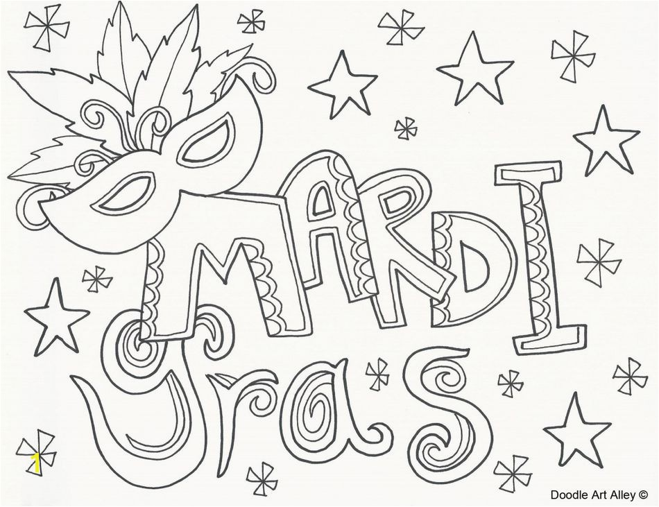 Mardi Gras Coloring Pages Inspirational 49 Free Printable Gras Coloring Pages