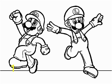 Mario Coloring Pages Coloring Pages To Print