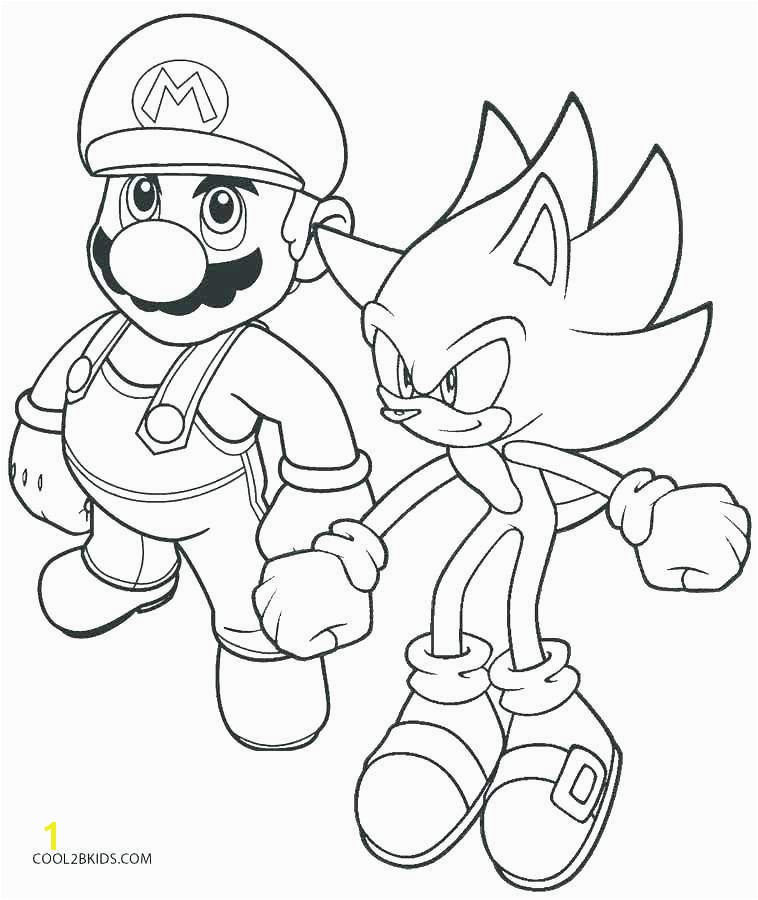Mairo Coloring Pages Awesome Mario and Luigi Printable Coloring Pages Mario Color Pages Free