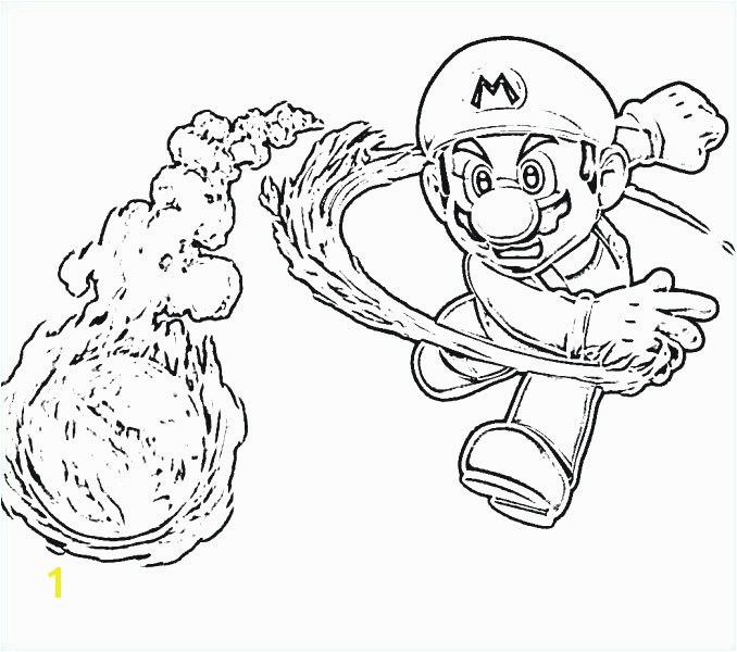 Mario and Luigi Coloring Pages to Print New Mario Coloring Pages