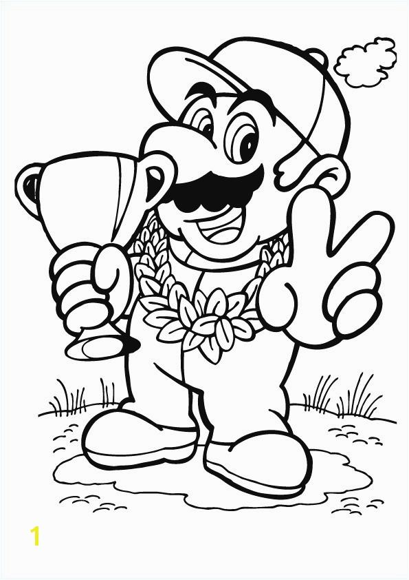 Mario Luigi and toad Coloring Pages Elegant Mario with Luigi Coloring Pages