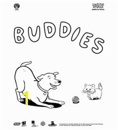 Martha Speaks Coloring Book Pages