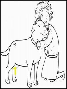 Martha Speaks Coloring Pages