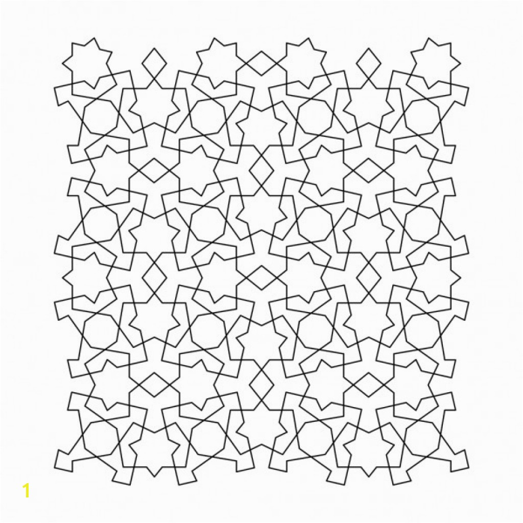 Mc Escher Tessellations Coloring Pages New Tessellation Patterns orange Geometric Tessellation with Square and Gallery