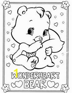 Care Bears Coloring Pages Bing images
