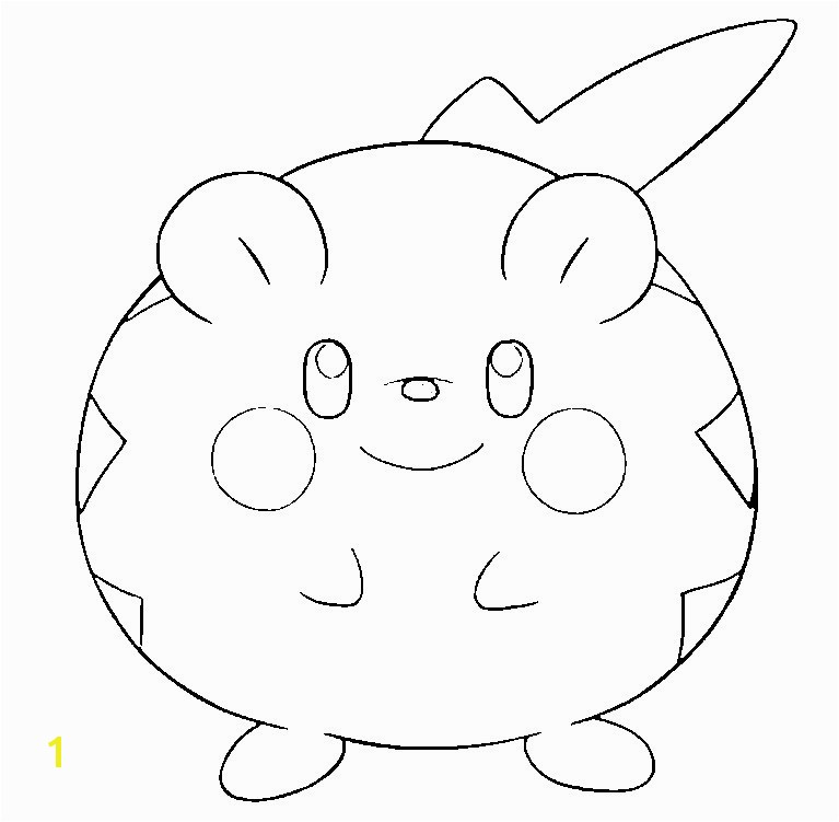Mega Diancie Coloring Pages Unique Mega Diancie Coloring Pages Unique togedemaru Dibujos Para Colorear graph