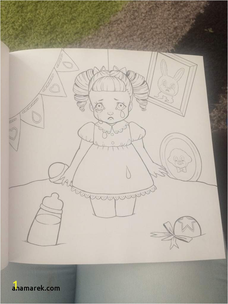Melanie Martinez Cry Baby Coloring Book Pages Cry Baby Coloring Book New Melanie Martinez Cry Baby Coloring Book