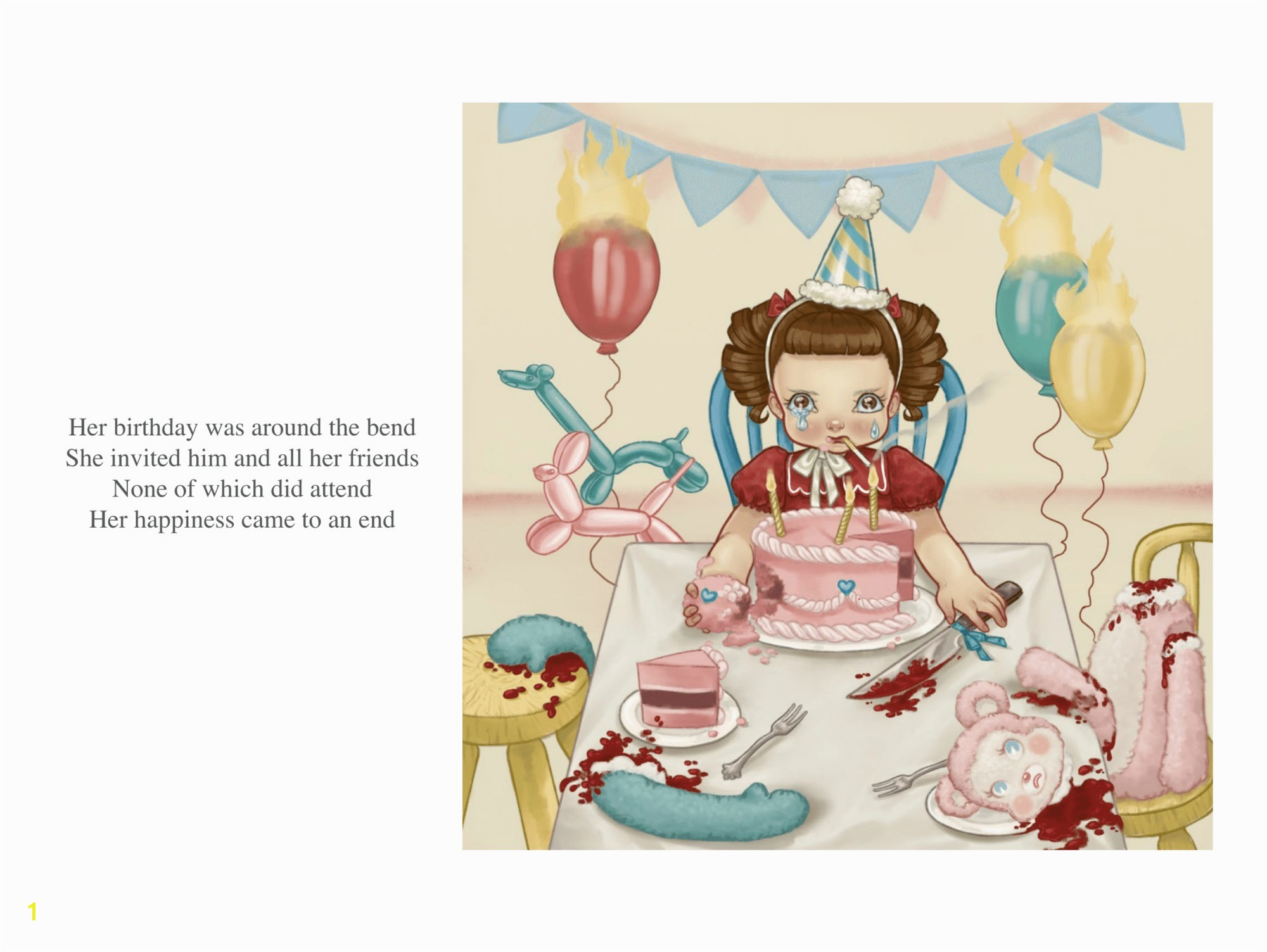 Add an image melanie martinez cry baby coloring book pages