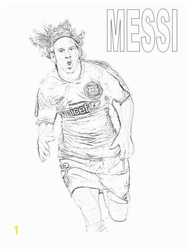 28 Collection of Soccer Player Drawing Messi Messi Coloring Pages Many Interesting Cliparts learn to draw messi 460 0