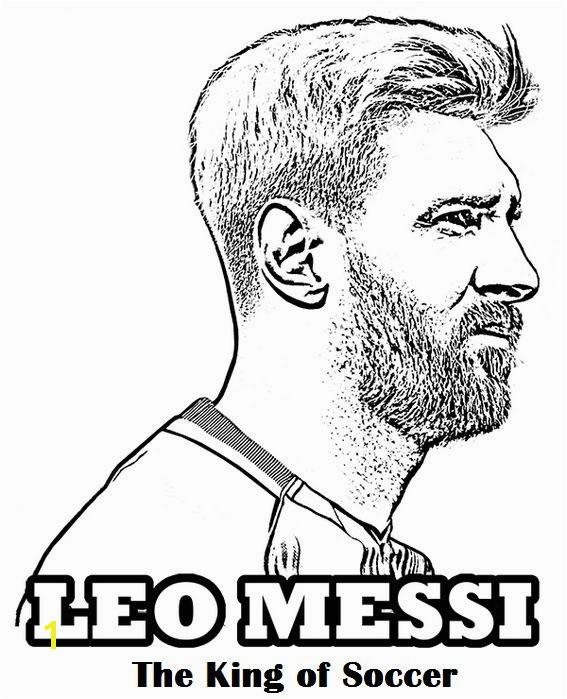Coloriage De Messi Inspirational 60 Best Sport Coloring Page Pinterest