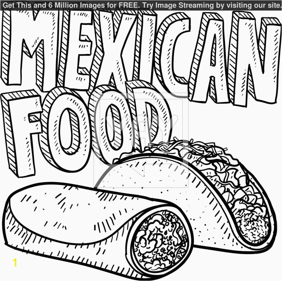Sure Fire Mexican Coloring Sheets Pages 6608 Mexico Color 5
