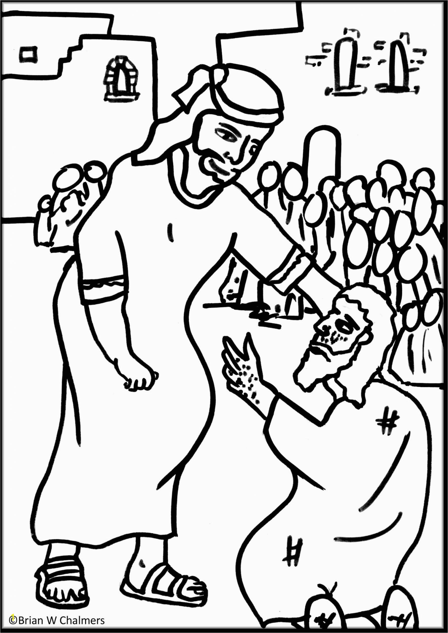 14 New Miriam Gets Leprosy Coloring Page Image