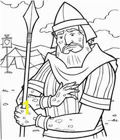 Miriam Gets Leprosy Coloring Page Unique Naaman the Leper Craft