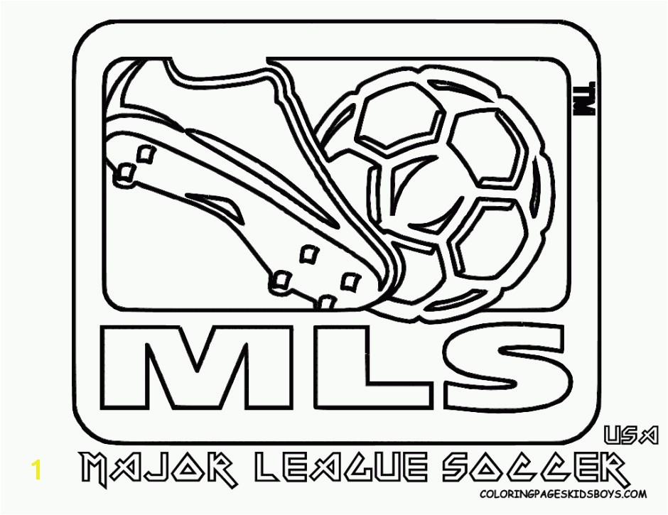 Mls soccer Coloring Pages 12 Barcelona Logo Coloring Page