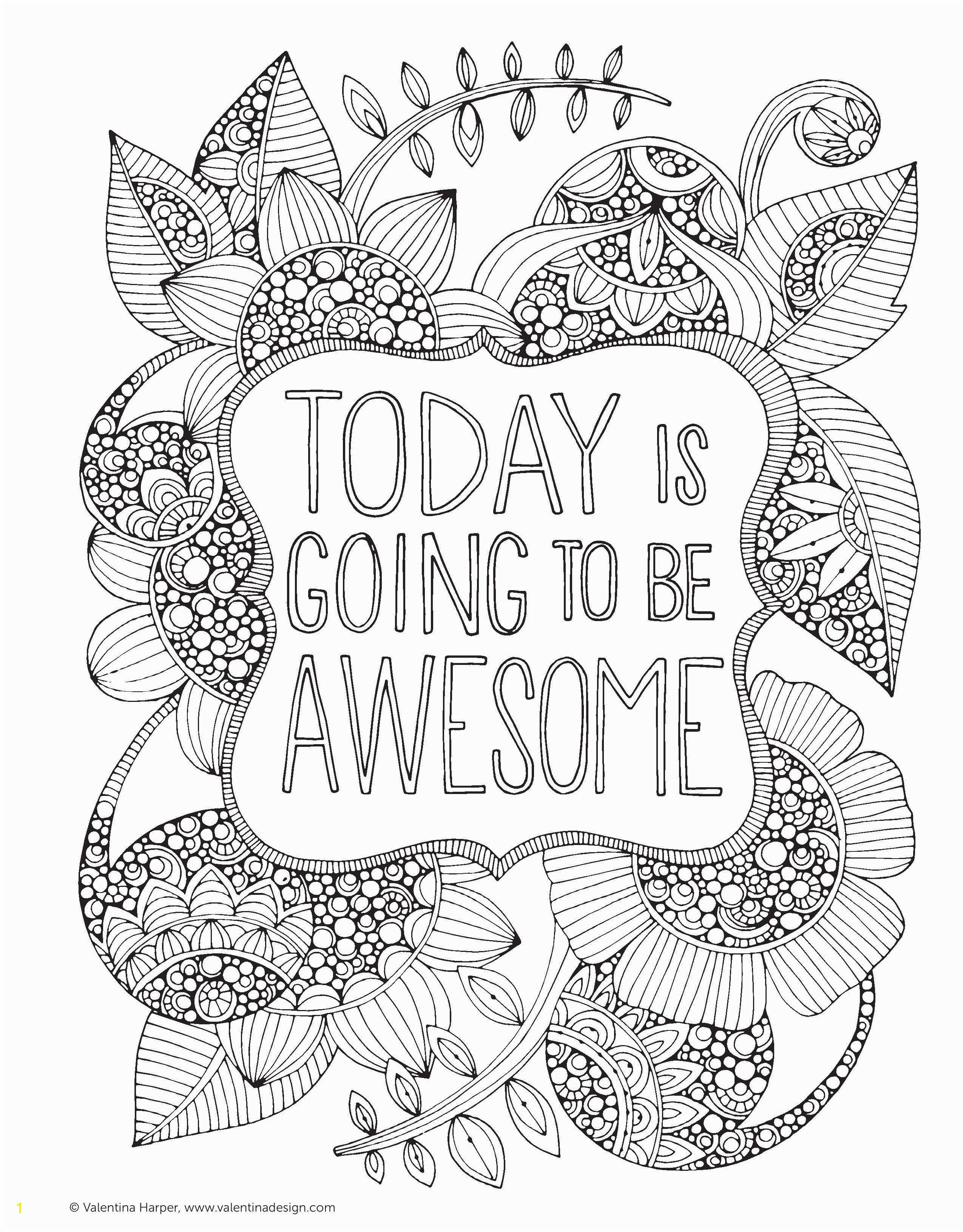 Free Printable Inspirational Coloring Pages Unique Detailed Coloring