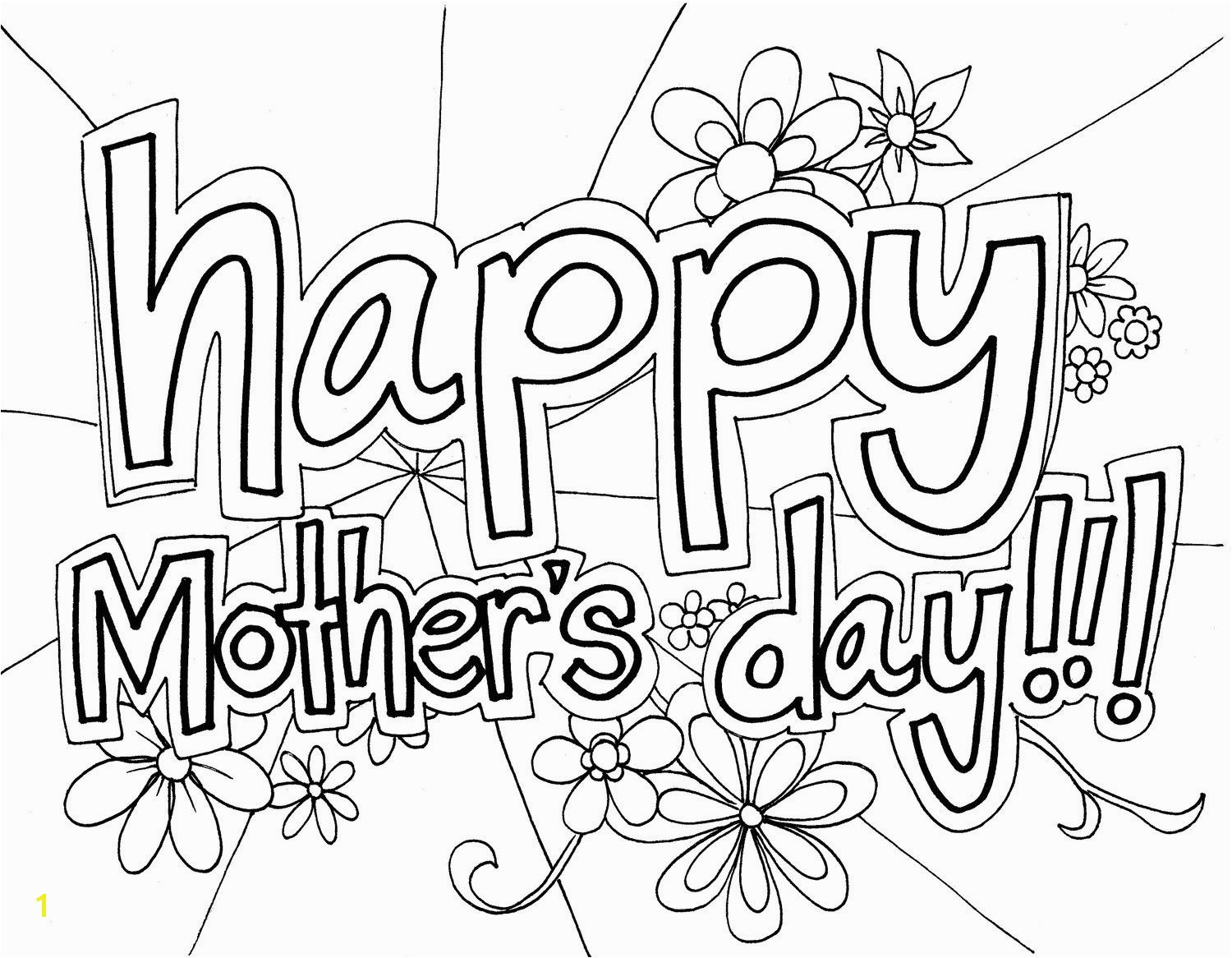 Free Printable Mothers Day Coloring Pages For Kids Color Sheets At
