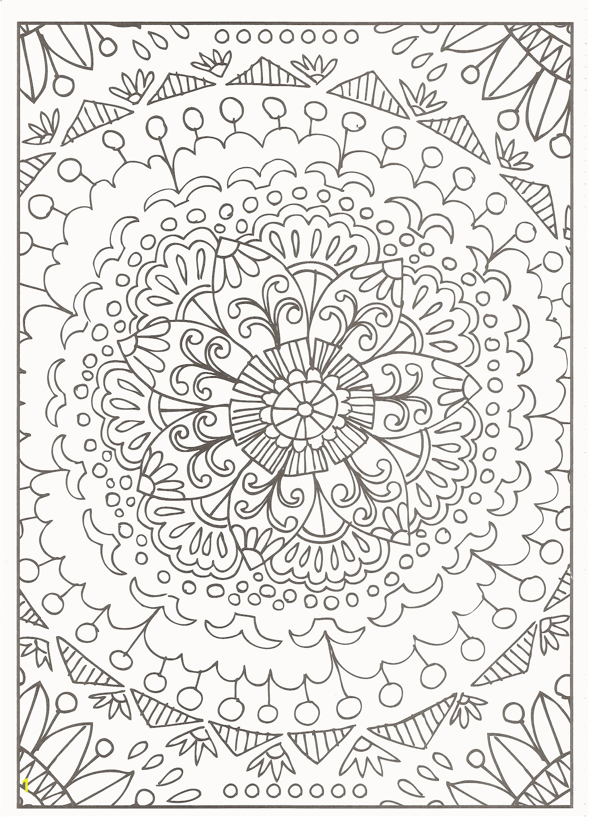 Christmas Coloring Pages Free and Printable New Best Vases Flower