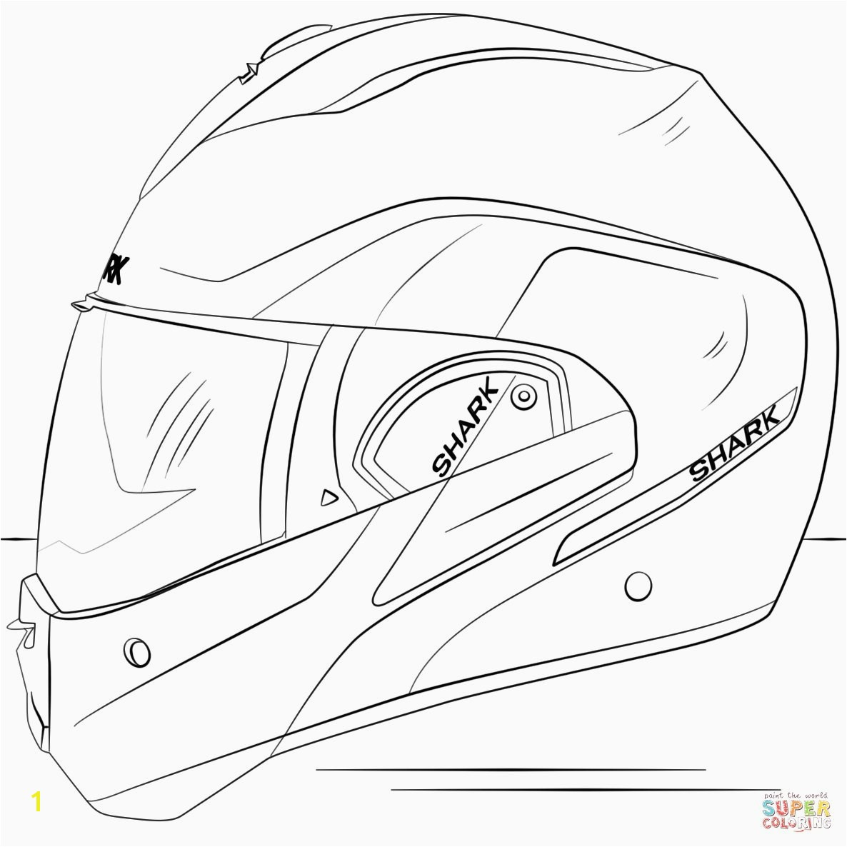 Motorcycle Helmet Coloring Pages Luxury Free Motorcycle Coloring Pages Inspirational Free Bike Helmet Motorcycle Helmet