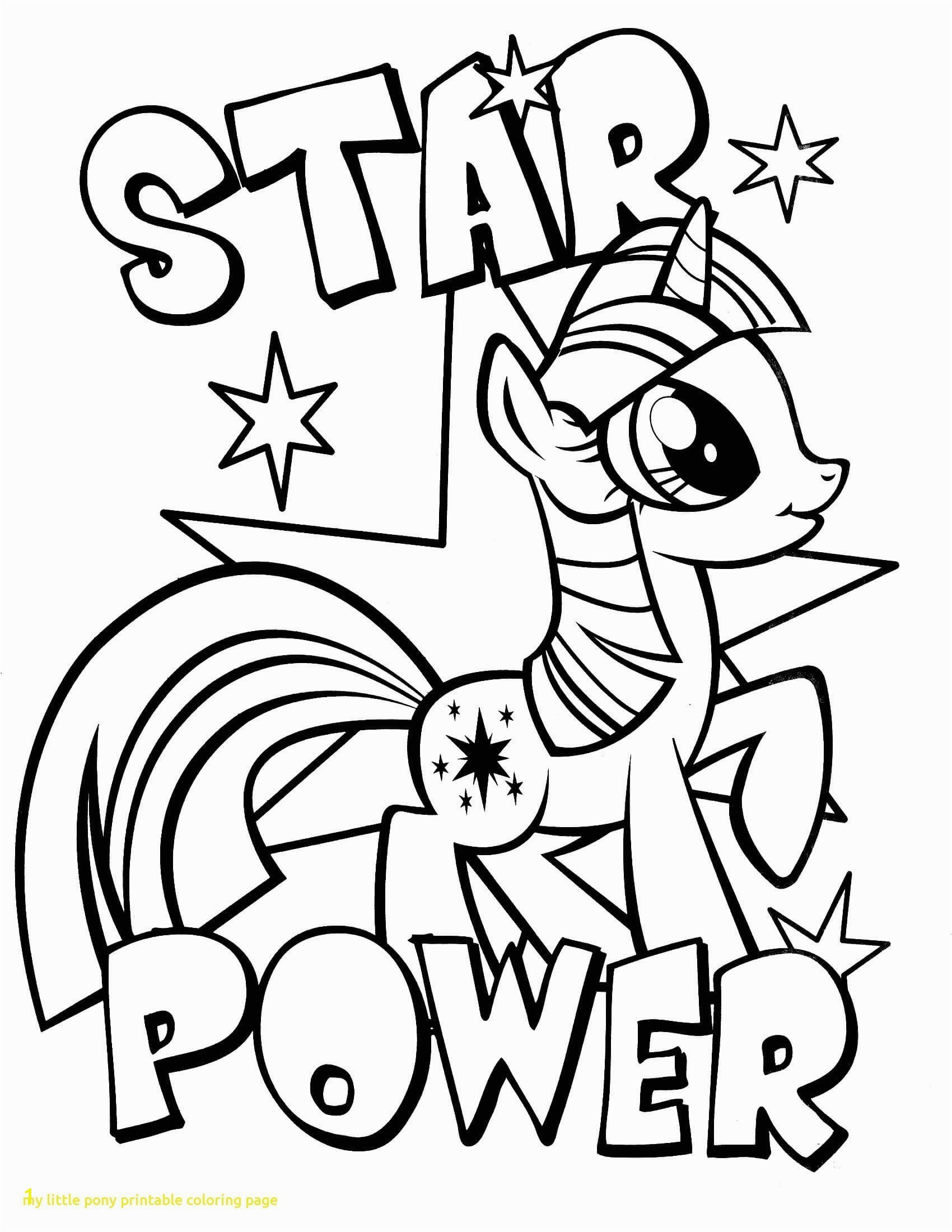 My Little Pony Color Pages My Little Pony Coloring Page Fresh My Little Pony Color Pages Fresh