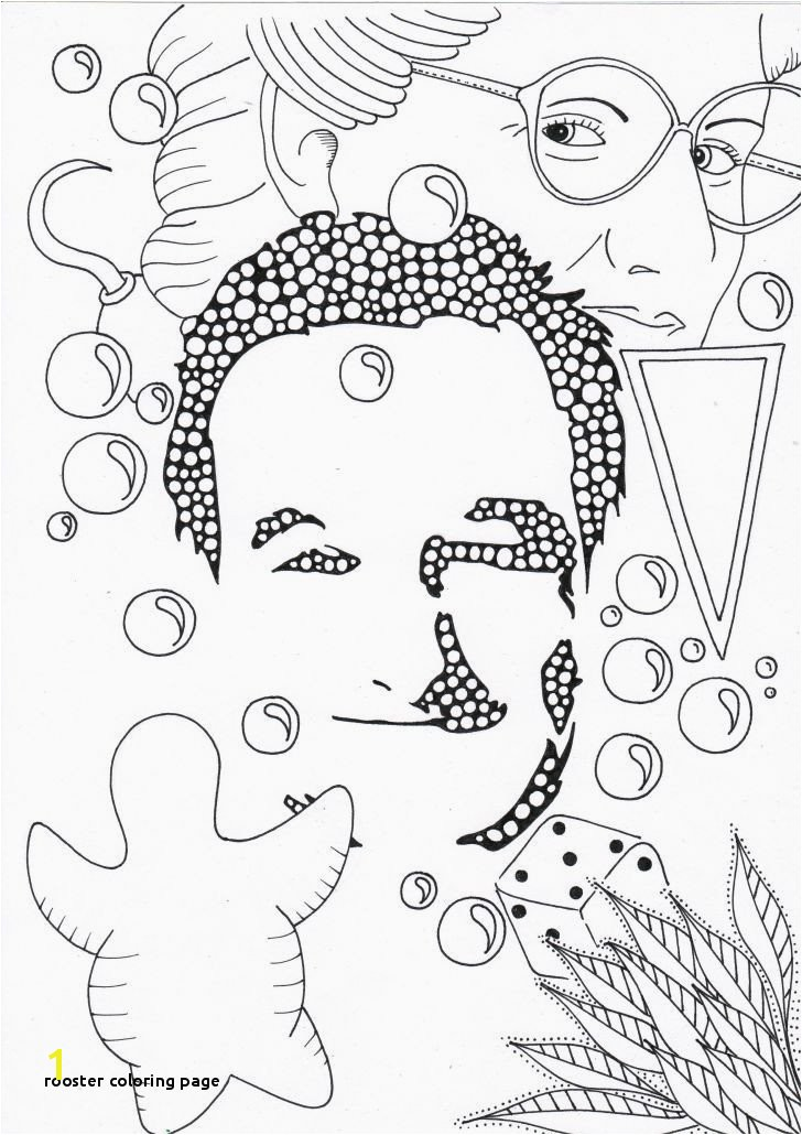Rooster Coloring Page Lovely Coloring Pages Moana Coloring Pages
