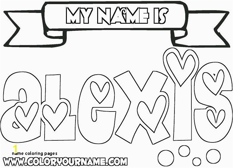 Name Coloring Pages Name Coloring Pages Best Graffiti Coloring Pages Best Printable