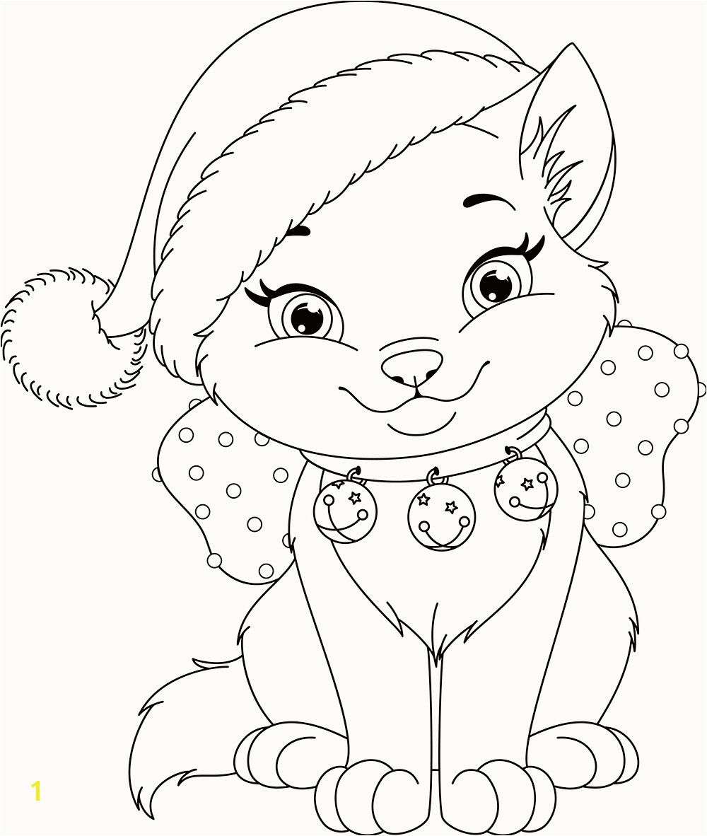 Necktie Coloring Page Fresh Free Christmas Coloring Pages for Kids Printable Cool Od Dog – Free