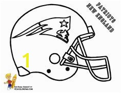 New England Patriots Logo Coloring Pages Football Coloring Pages & Sheets for Kids