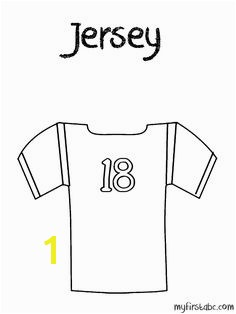 Nfl Jersey Coloring Pages 66 Best Football Coloring Pages Images On Pinterest