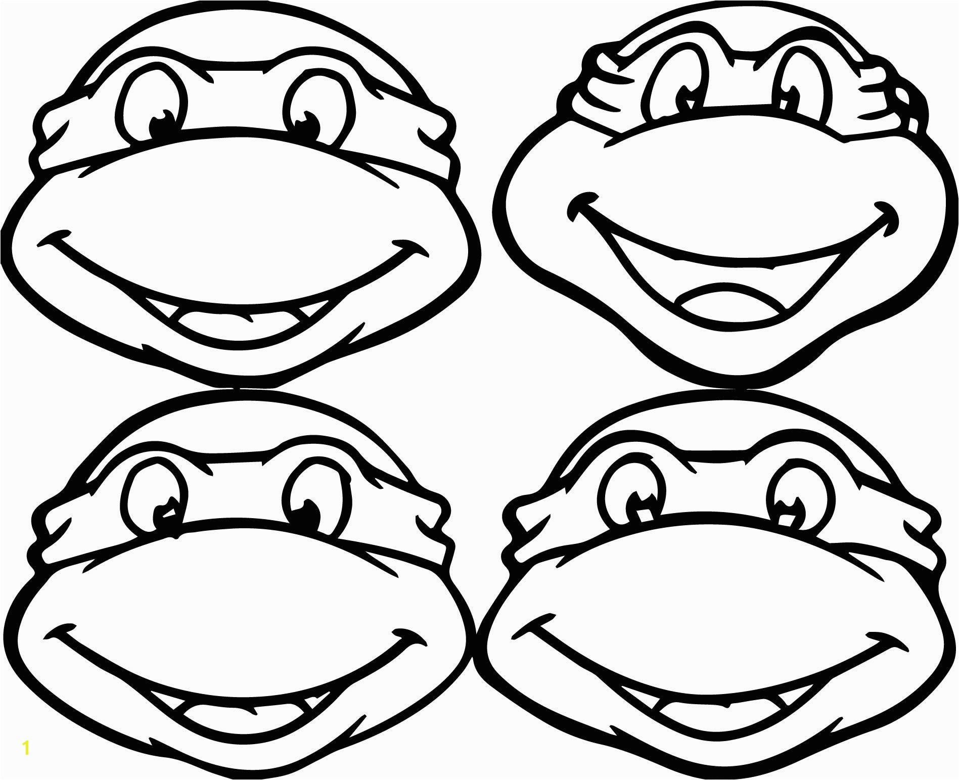 Confidential Teenage Mutant Ninja Turtles Coloring Pages To Print Innovative Turtle Color Simple Splendid