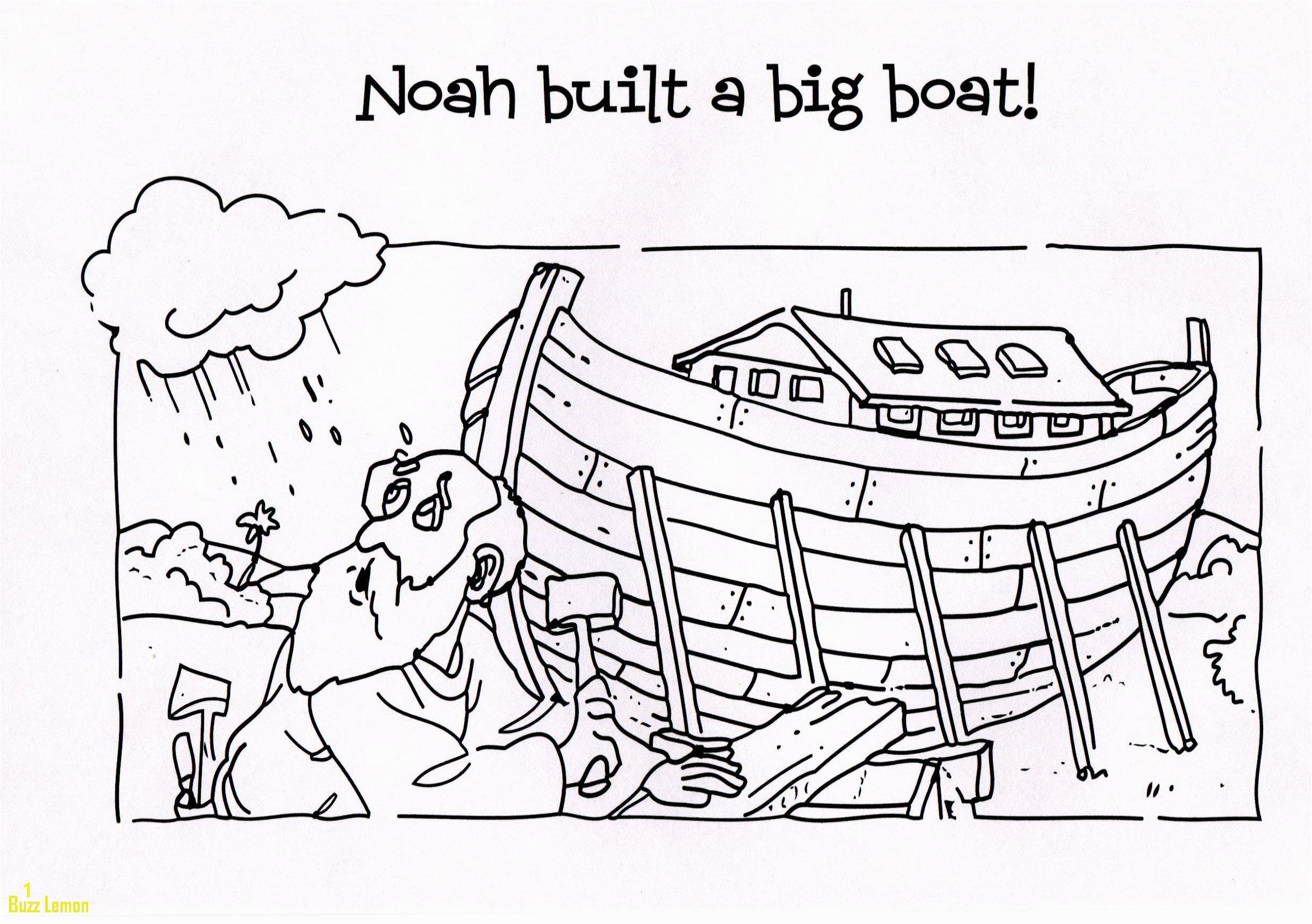Image Noah Coloring Page Free Noah Coloring Page Free Noah