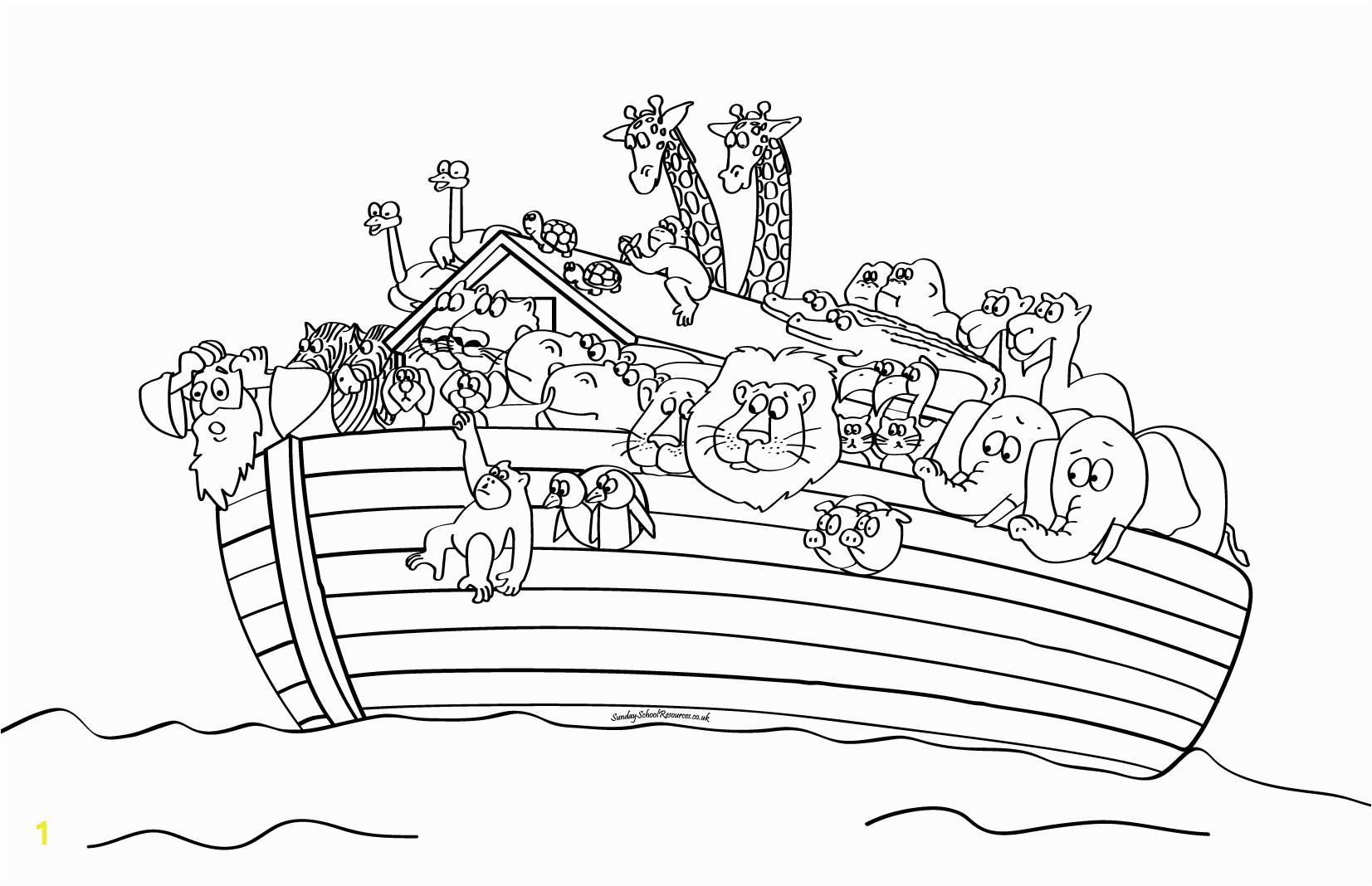 Mormon Noahs Ark