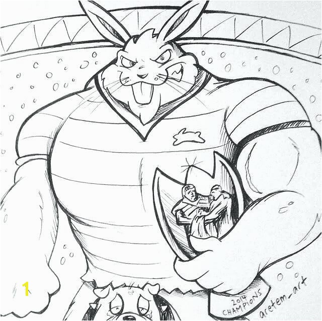 Stunning Nrl Coloring Nrl Coloring Pages Bunnies – Mycoloringtherapy