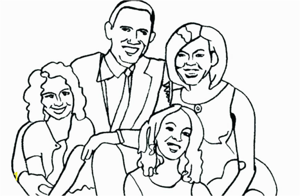 president obama coloring page post barack colouring