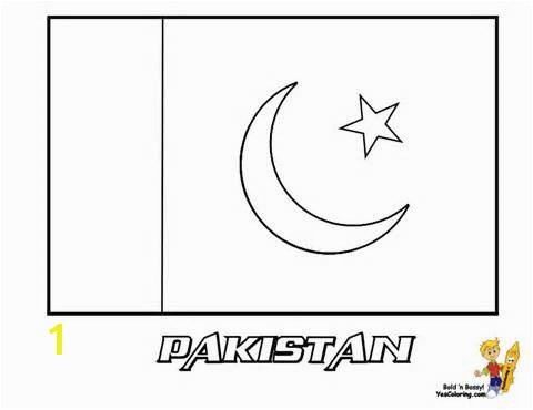Pakistan Flag Coloring Page Awesome Outstanding Mexico Flag Coloring Page Easy Elaboration Coloring Pics