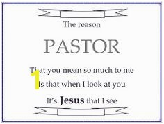 Free Pastor Appreciation Ideas Plaques Cards Bible Verses to