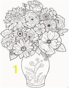 Pbr Coloring Pages Unique Cool Vases Flower Vase Coloring Page Pages Flowers In A top I 0d