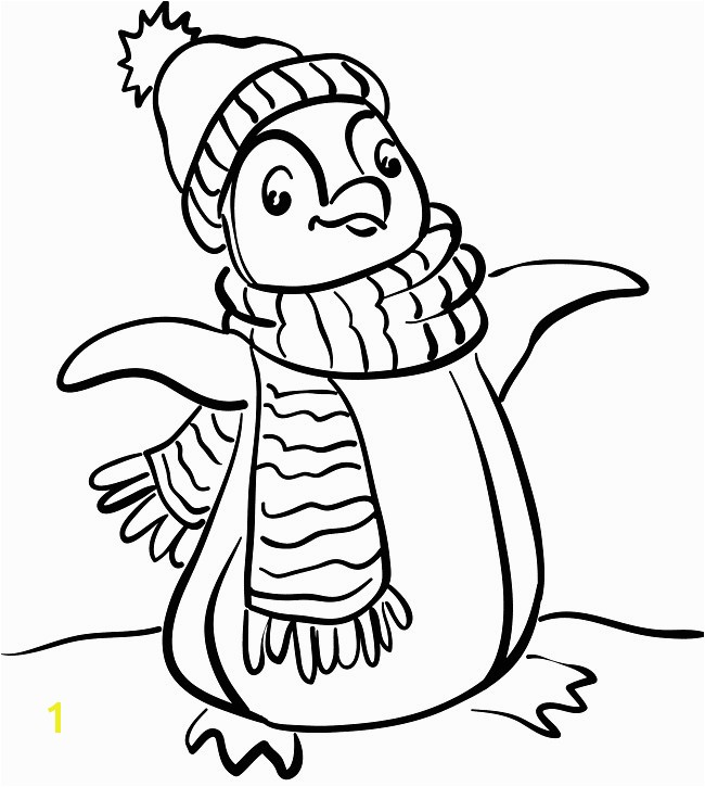 Penguin Coloring Pages Penguin Coloring Page The 1st And 2nd Graders Loved This Coloring