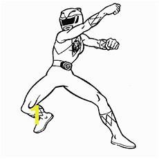 Coloring Pages Power Rangers Ready to Fight M8TGnqAia