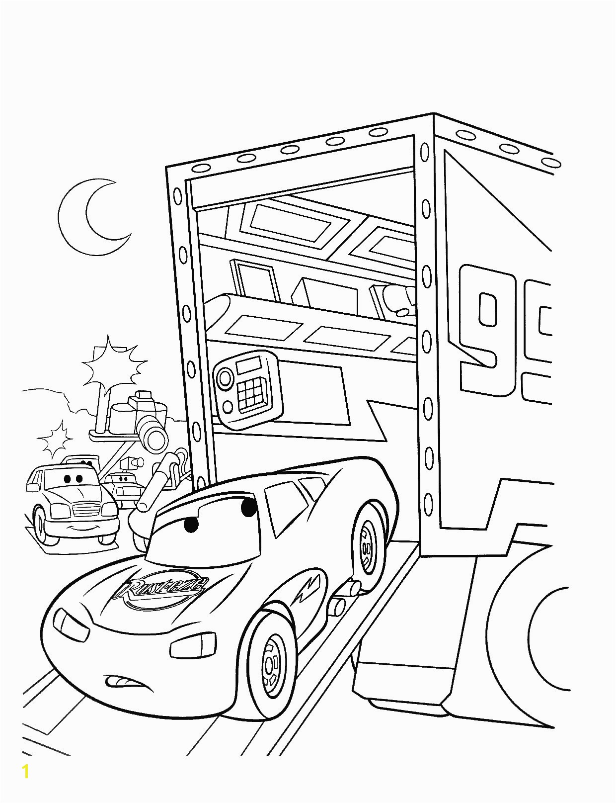 Piston Cup Coloring Page New Cars the Movie Coloring Pages Inspirational Informative Piston Cup