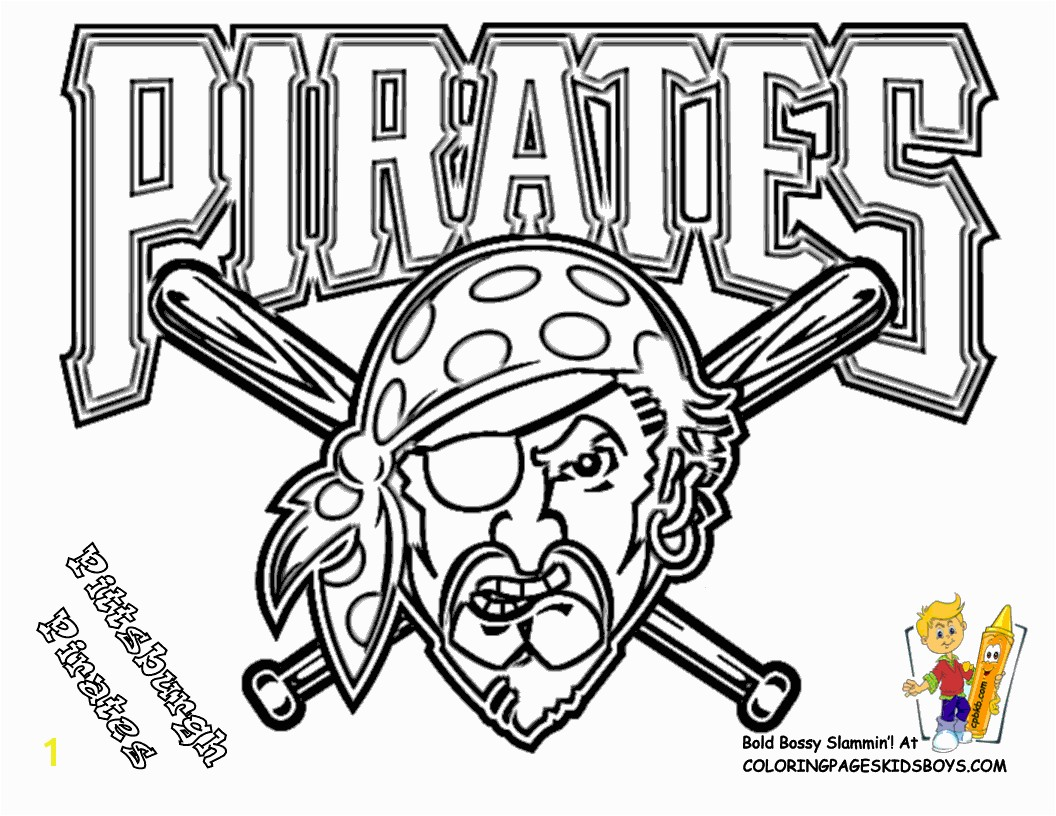 1056x816 Pittsburgh Pirates Coloring Pages